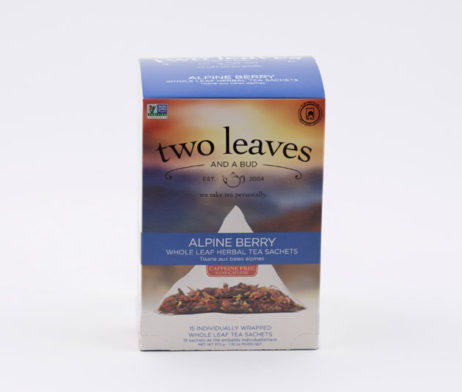 Té Infusión Frutos del Bosque Alpine BErry Two Leaves Tea