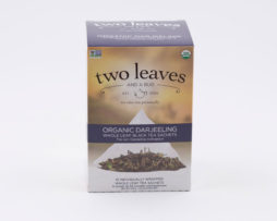 Té Negro ORgánico Organic Darjeeling Infusión Two Leaves Tea
