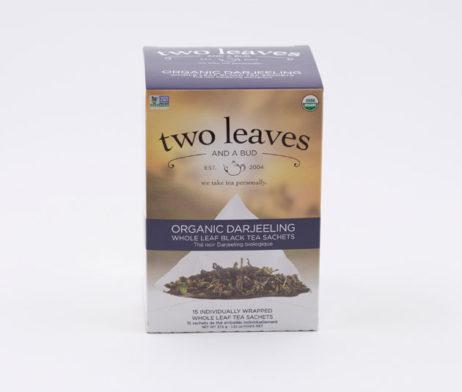 Té Negro ORgánico Organic Darjeeling Infusión Two Leaves Tea
