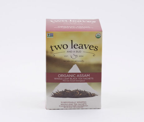 Té Negro Orgánico Organic Infusión Assam Two Leaves Tea