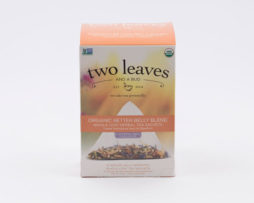 Té Orgánico Organic Better Belly Blend Infusión Jengibre Hinojo Caléndula Manzana Two Leaves Tea