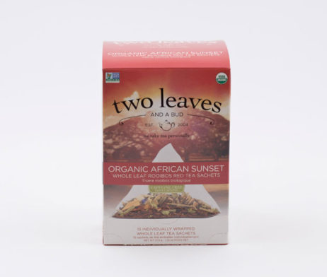 Té Rooibos Orgánico Organic African Sunset Insufisión Two Leaves Tea
