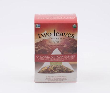 Té Rooibos Orgánico Organic African Sunset Insufisión Two Leaves Tea