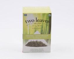 Té Verde ORgánico Tamayokucha Infusión Japonés Two Leaves Tea