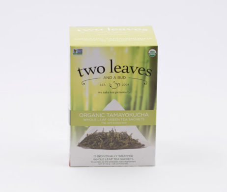 Té Verde ORgánico Tamayokucha Infusión Japonés Two Leaves Tea