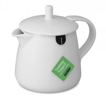 Tetera Blanca Teabag Teapot 35 cl Two Leaves Tea