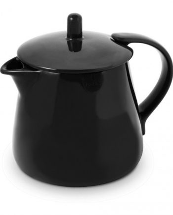 Tetera Negra Teabag Teapot 35 cl Two Leaves Tea