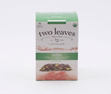 Té Orgánico Detox Infusión Two Leaves Tea
