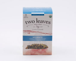 Té Orgánico Hydrate Infusión Two Leaves Tea