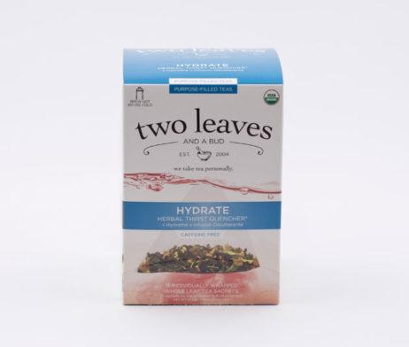 Té Orgánico Hydrate Infusión Two Leaves Tea